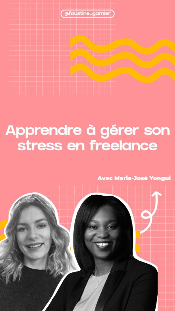 Comment apprendre a gerer son stress en freelance